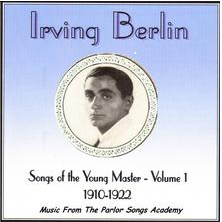 Irving Berlin, Vol. 1