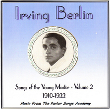 Irving Berlin, Vol.2