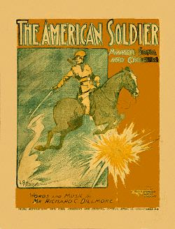 The American Soldier restored cover