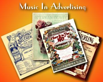 In Search of Advertising In Music