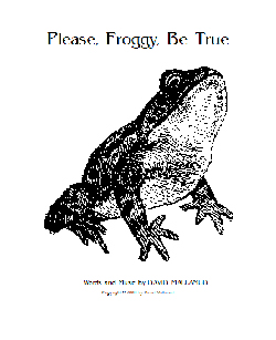 Please Froggy cover