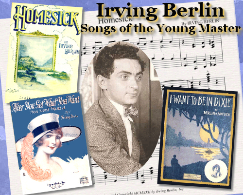 irving berlin mp3